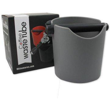 Rhino Coffee Gear Waste Tube Grey