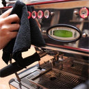 Rhino Coffee Gear Barista Cloth Set Black