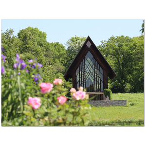 Chapel Canvas Wrap / Powell Gardens