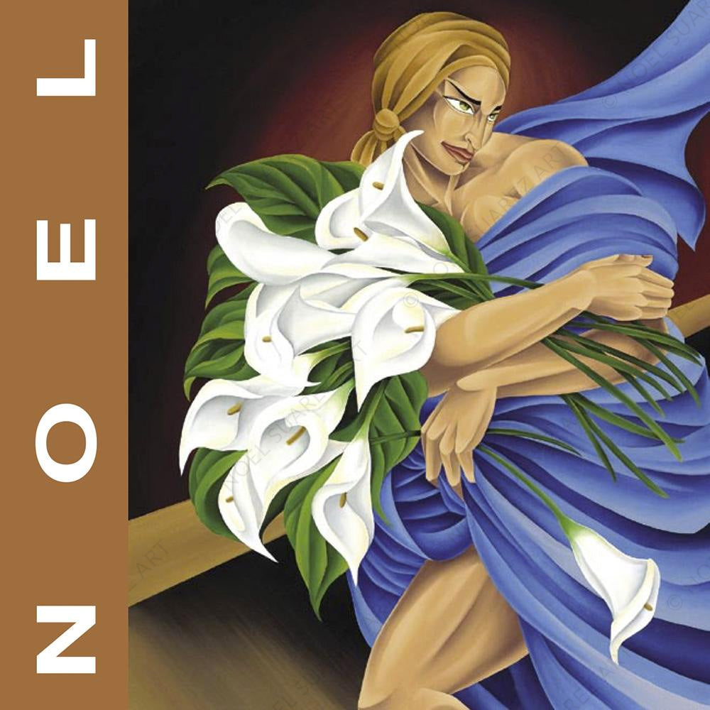 Noel Suarez Fine Art Book art deco miami art