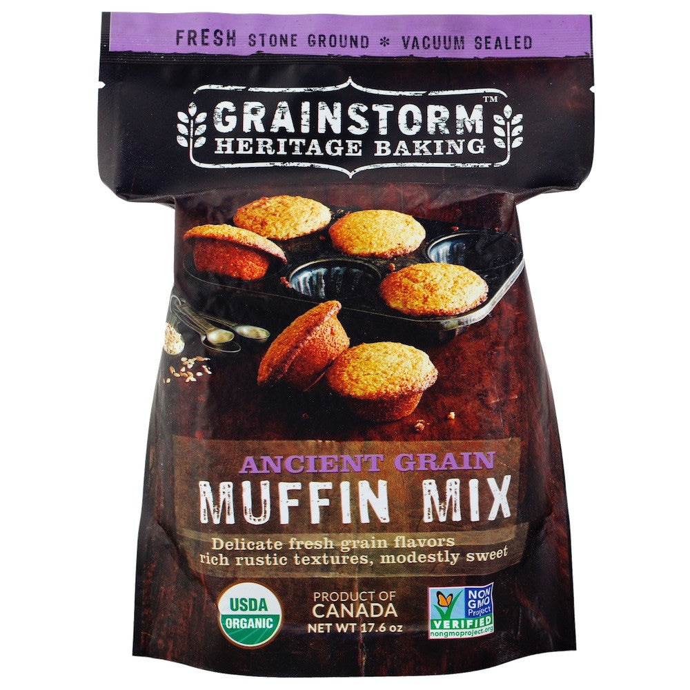 Ancient Grain Muffin Mix