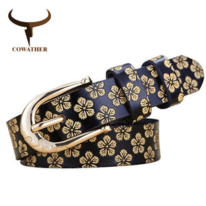 belts for women cow genuine leather FPSWBC14