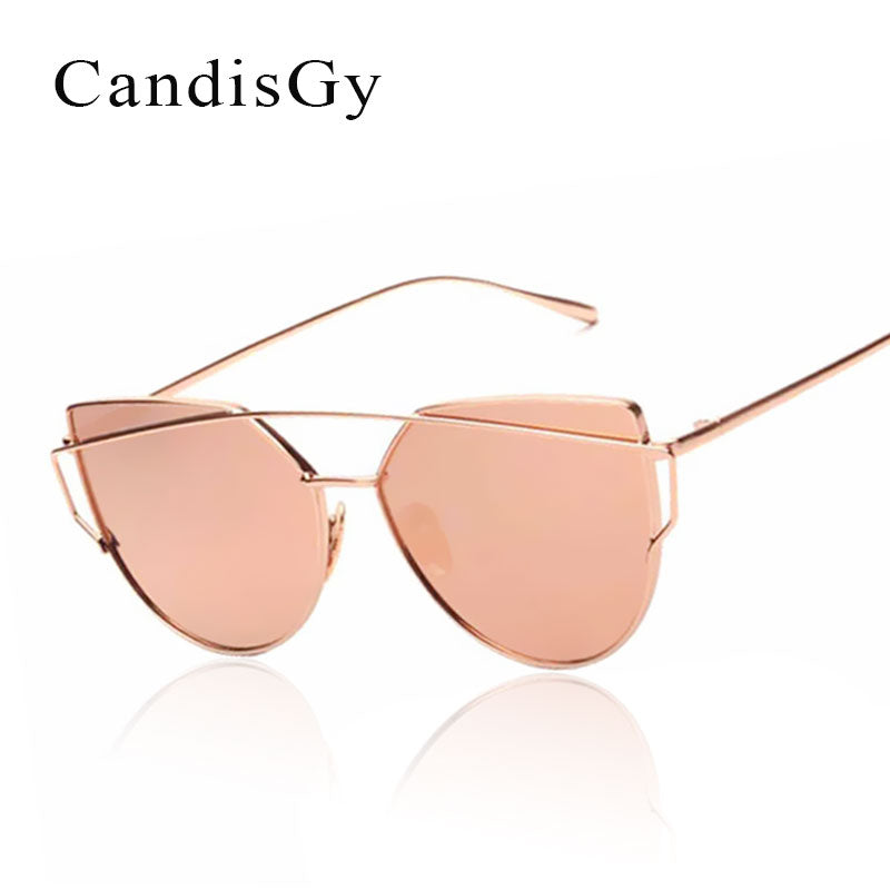 CandisGY Cat Eye Women Sunglasses Brand Desinger FPSWSN25