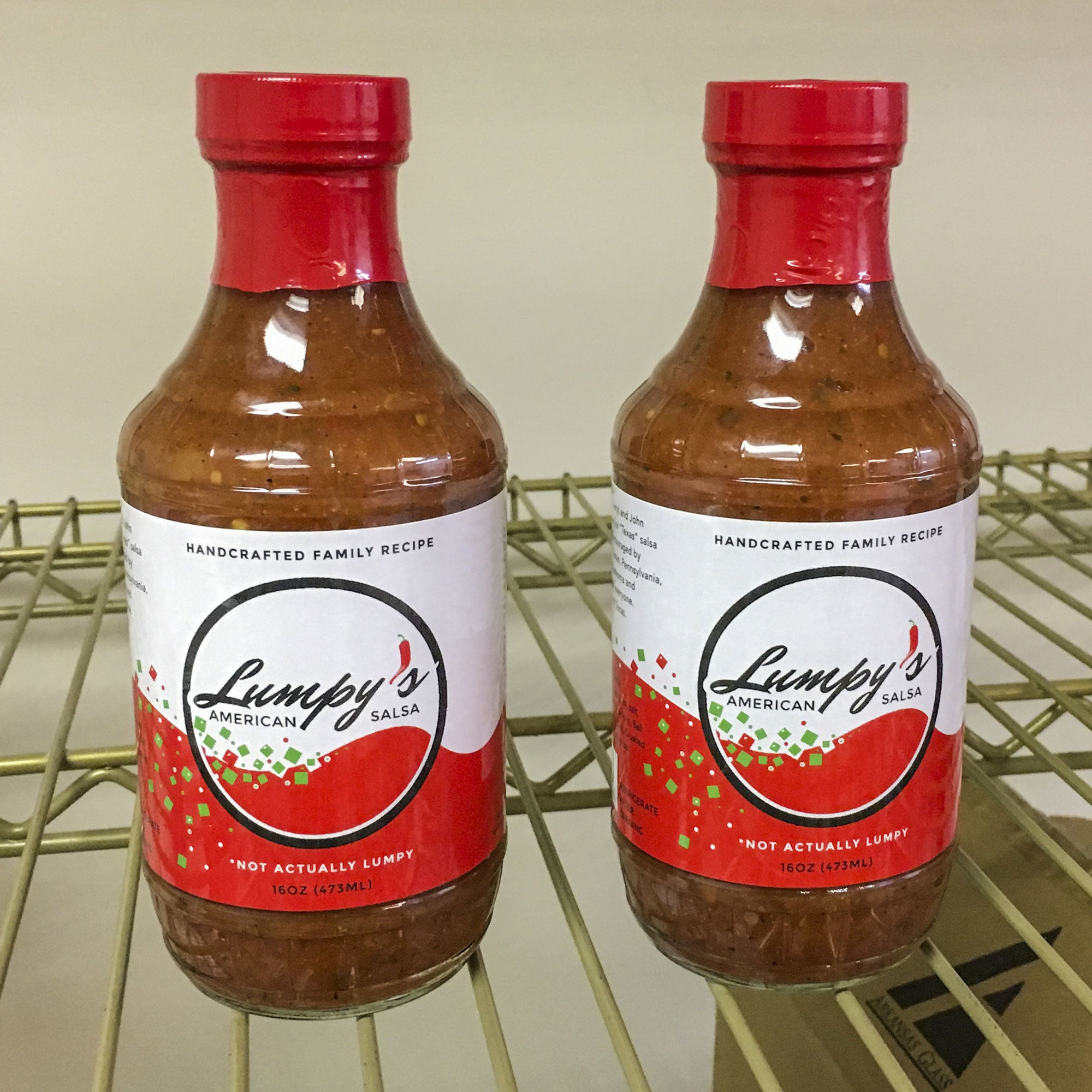 Lumpy's Salsa - 16oz bottle