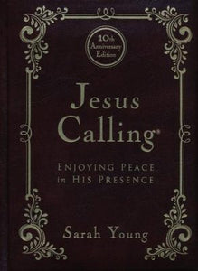 Jesus Calling  10th Anniversary Edition