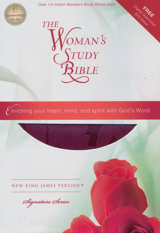 NKJV The Woman's Study Bible