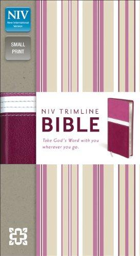 Trimline Bible (Orchid/Razzleberry)
