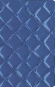 Quilted Collection Bible (Blueberry)