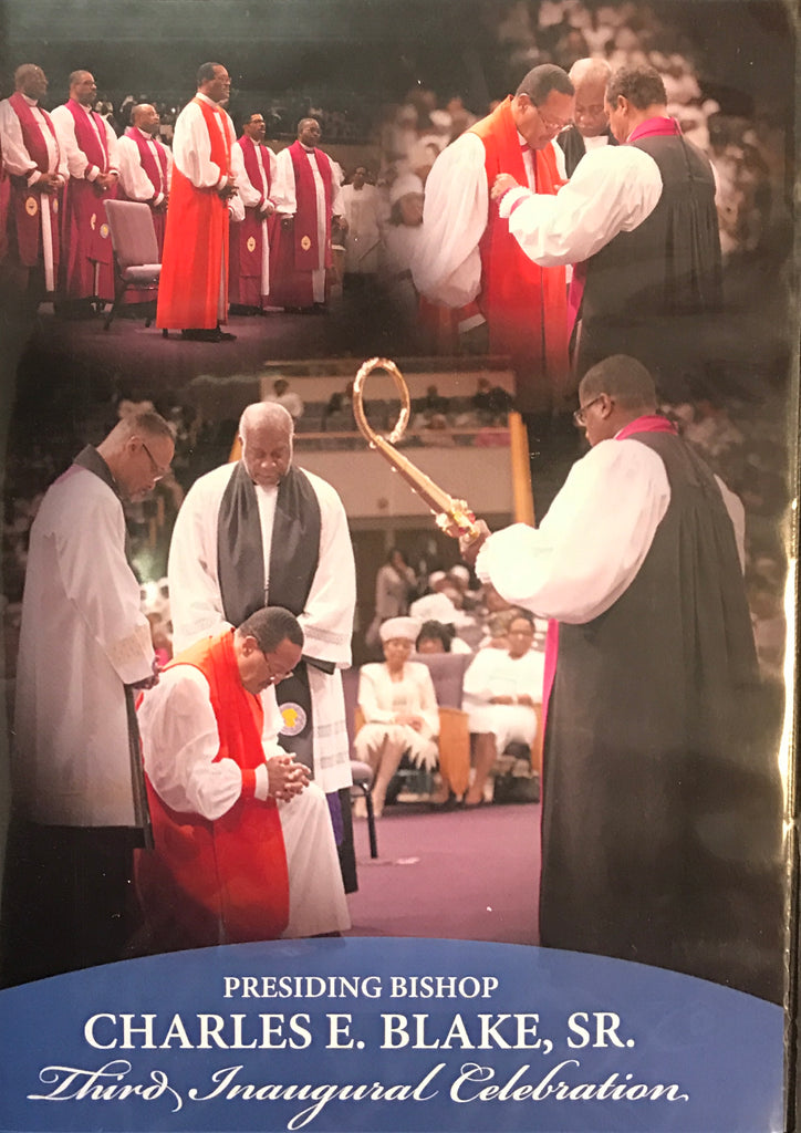 Presiding Bishop Charles E. Blake Sr. Third Inaugural Celebration DVD