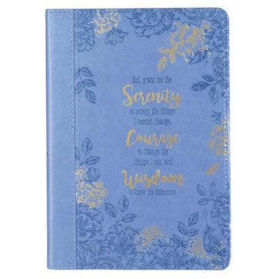 God, Grant Me the Serenity Journal