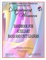 Handbook for Auxiliary Band and Unit Leaders