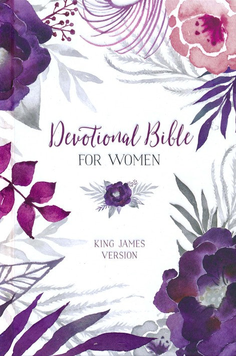 KJV Devotional Bible for Women