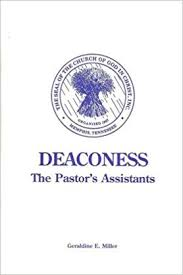 Deaconess - The Pastor's Assistants