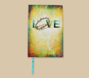 God's Unfailing Love Journal