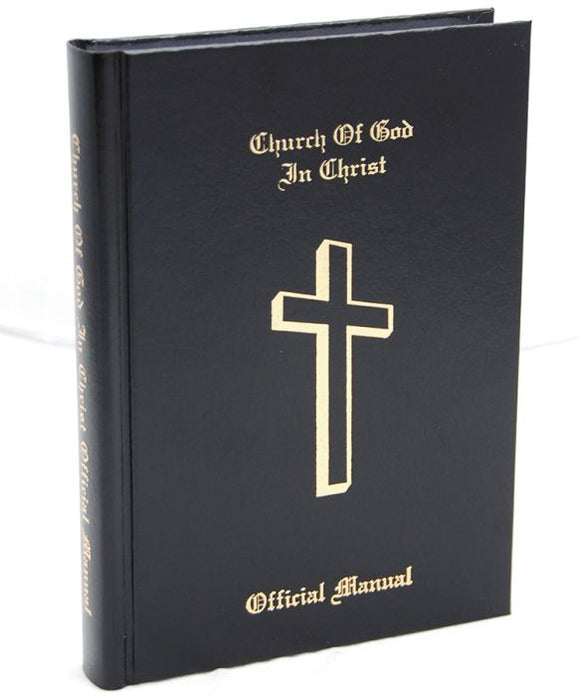 OFFICIAL COGIC MANUAL