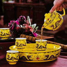 Jingdezhen Porcelain: One of a kind tea sets direct from China to your door.