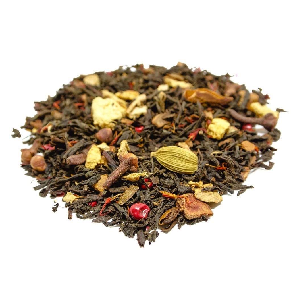 Chai - Organic black tea - VIRTUE Tea