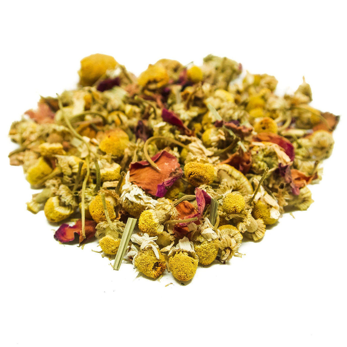 Chamomile Lemongrass Wild Rose - Herbal Organic - VIRTUE Tea