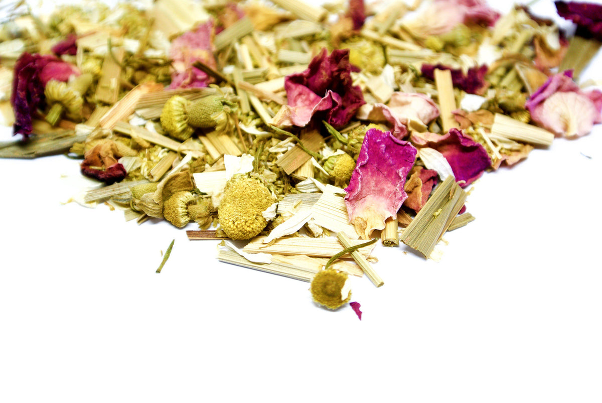 Chamomile Wild Rose - Herbal Organic - VIRTUE Tea