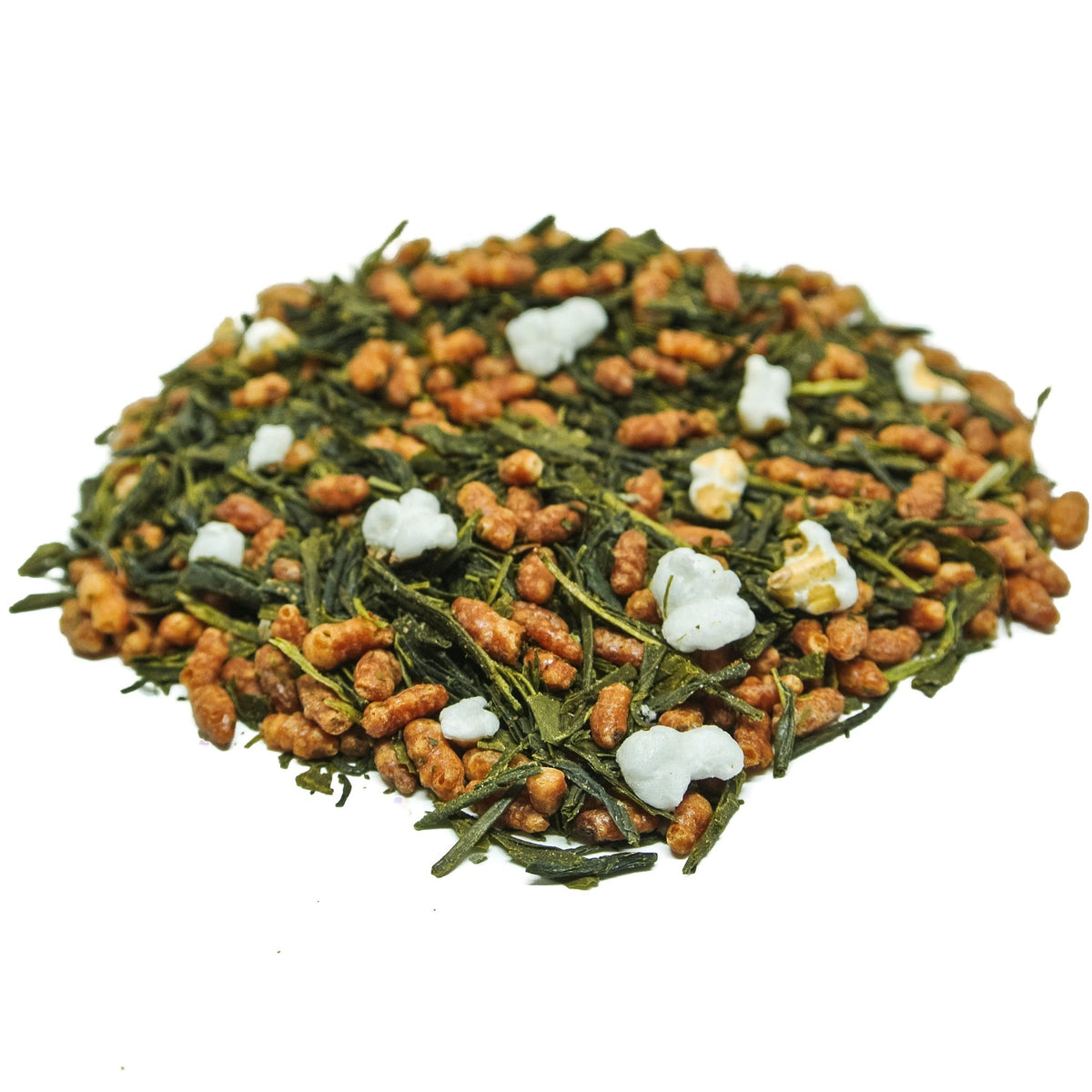 Genmaicha Organic : green tea with grilled rice - VIRTUE Tea