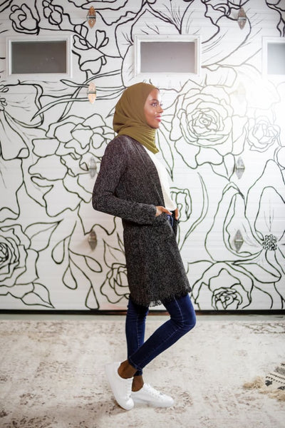 Ashley Atwi Blazer - Afflatus Hijab