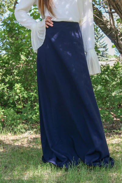 Melek Bayraktar - Skirt - Afflatus Hijab - Casual Dress Dressy Fashion Formal