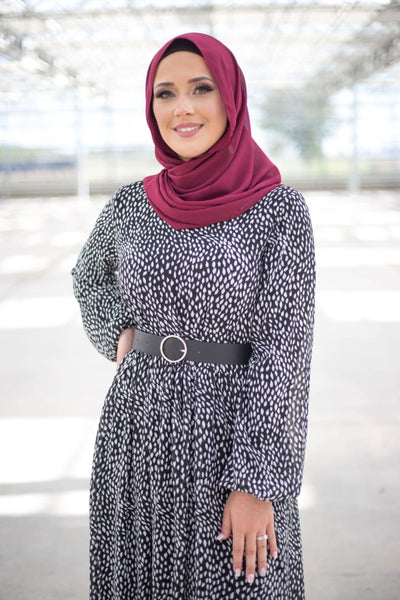 Nadia Amiri - Afflatus Hijab - Dresses, fashion, hijab, modest, modest clothing