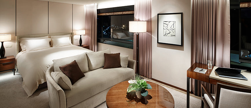 The Shilla Seoul Review - Seoul, Korea - Business Deluxe