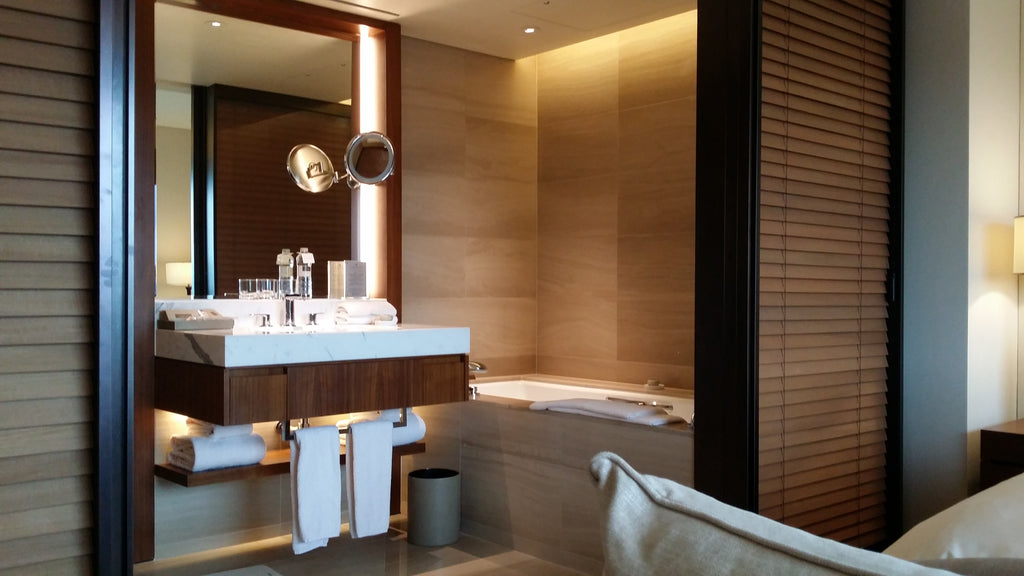 Bathroom of The Shilla Seoul Business Deluxe Room