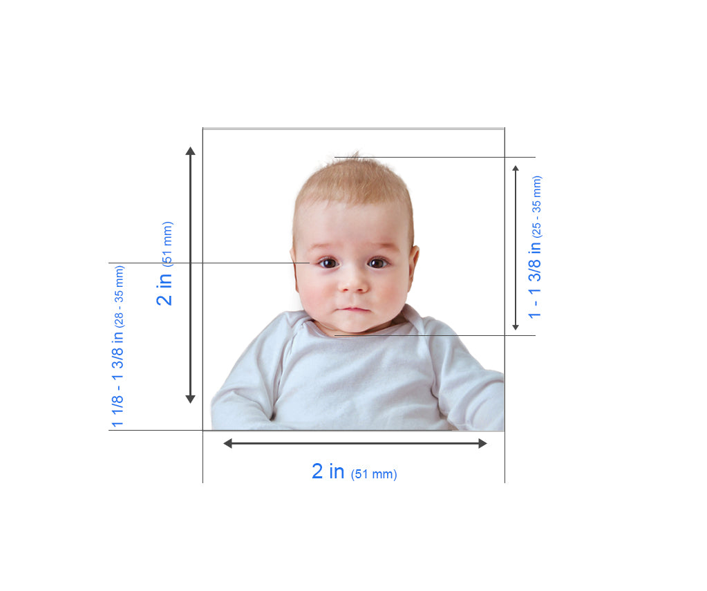 Infant US Passport Photo Requirements