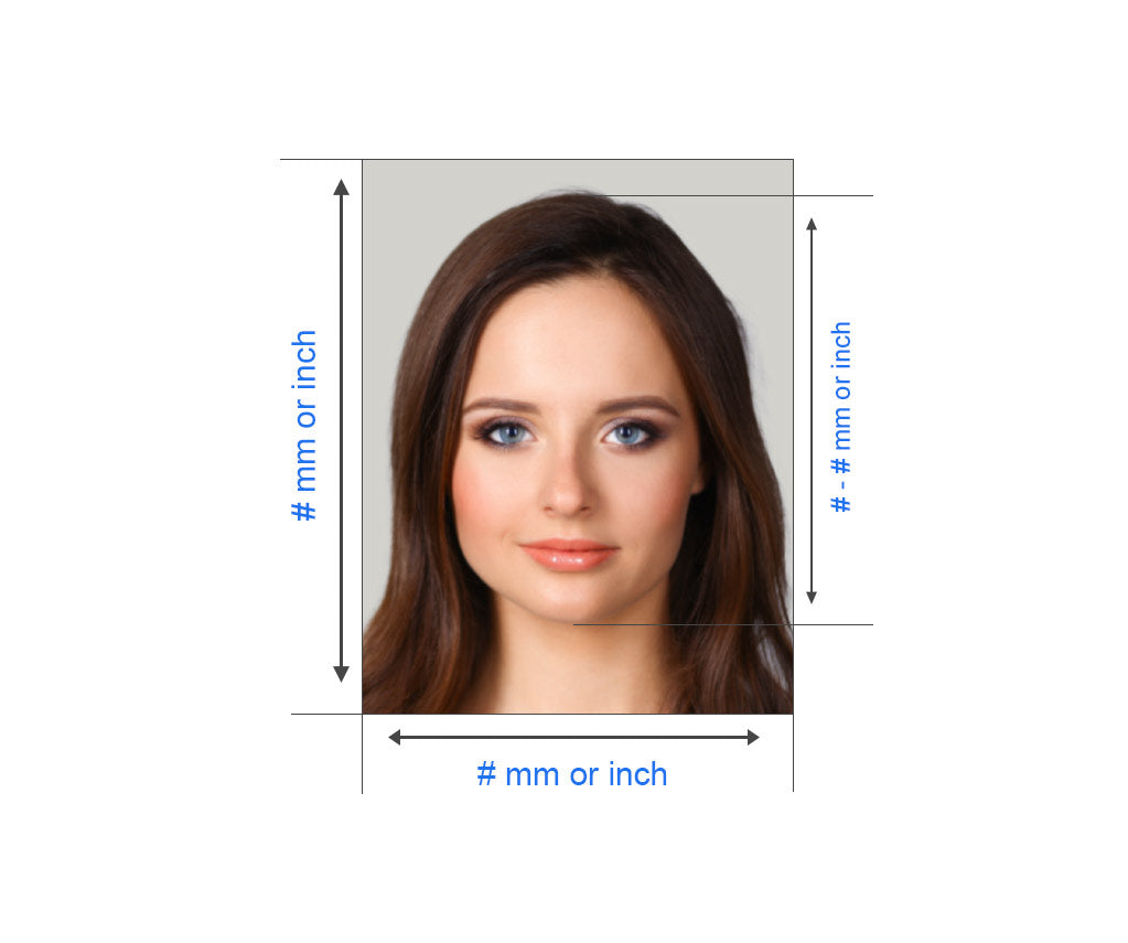 Custom Visa Photo Requirements