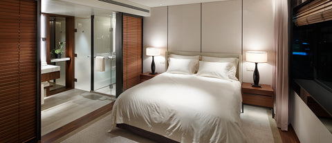 View of the business deluxe room of The Shilla Seoul