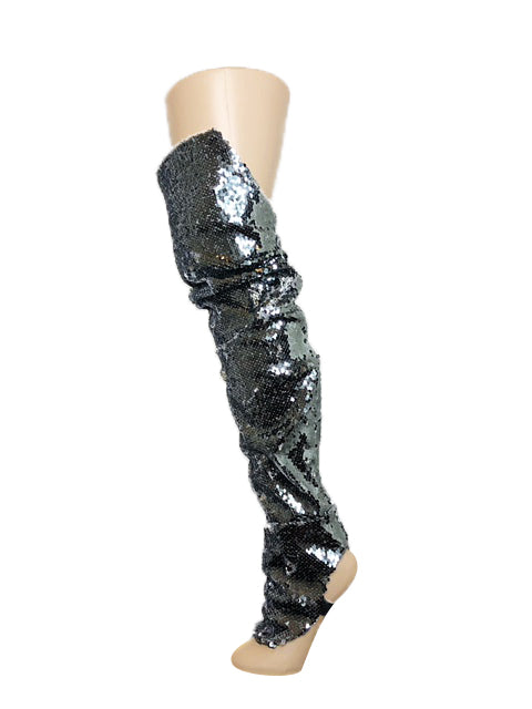 The Leg Glove - Silver Stars  /Pre- Order Only/ Ships February - The Leg Glove
