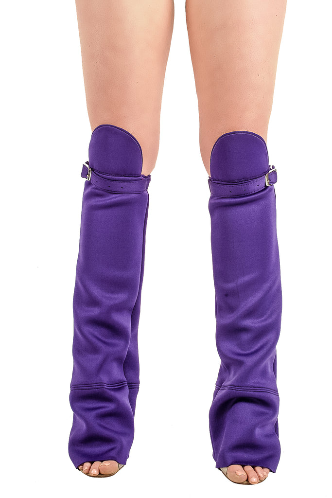The Flare - Purple Rain - The Leg Glove