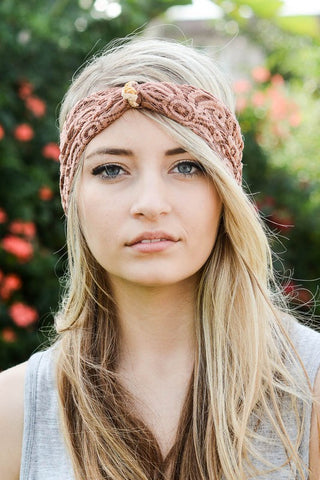 Lace Head Wrap - More Colors!
