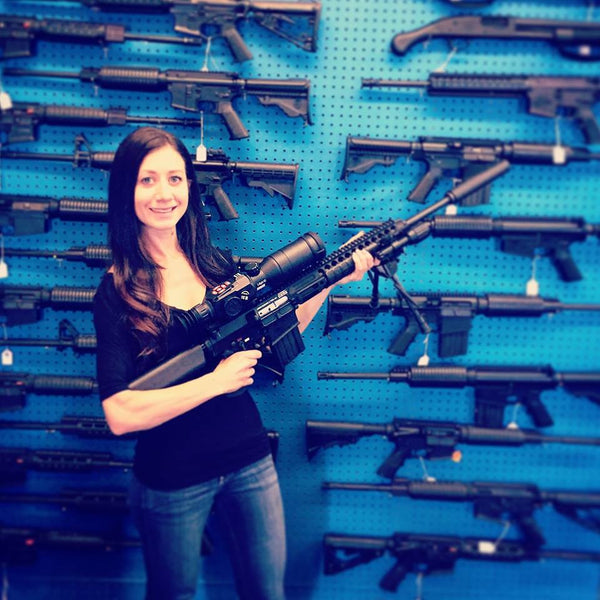 Melissa Flanell - Owner of Modern Defense