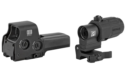 EOTech Hybrid Sight 518-2 With G33 Magnifier