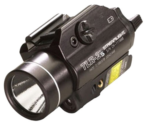 Streamlight TLR-2s LED Strobing Rail Mounted Flashlight with Laser 300 Lumens