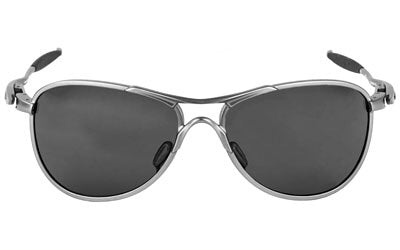Oakley Ballistic Gunmetal Frame with Grey Lenses