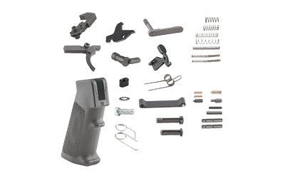 Luth-AR, Lower Receiver Parts Kit Complete with Trigger and Grip for AR15