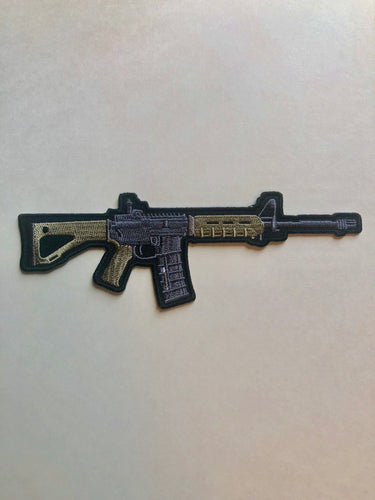 AR15 Patch