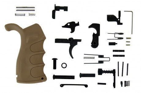 . 308 LOWER PARTS KIT (TRIGGER/HAMMER USA MADE)