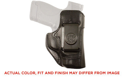 DeSantis Ruger Security 9, Right Hand, Black Leather