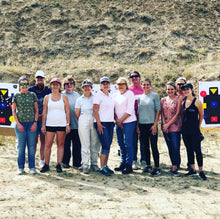 Women's Only Basic Handgun + Concealed Carry Course