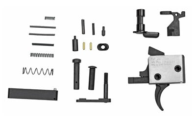 CMC Triggers, Lower Assembly Kit W/3.5lbs Curved Trigger