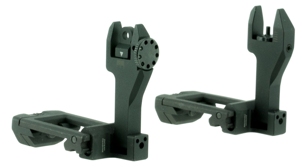 Strike Industries Sidewinder Iron Sights AR-15 Black