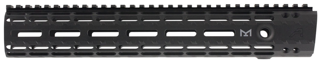 Aero Precision AR-15 Rifle Enhanced M-Lok Handguard Gen2 6005A-T6 Aluminum Black