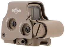 Eotech EXPS3 Holographic Weapon Sight 1x 30x23mm Obj 1 MOA Illuminated Circle w/2 Dots Tan