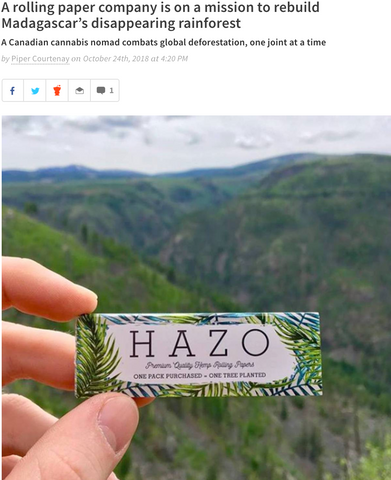 HAZO Rolling Papers