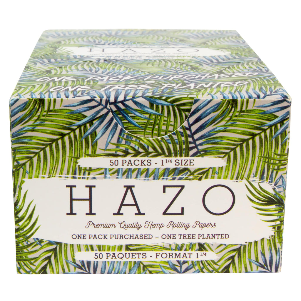 Full Display HAZO 1 1/4 Size (50 packs)